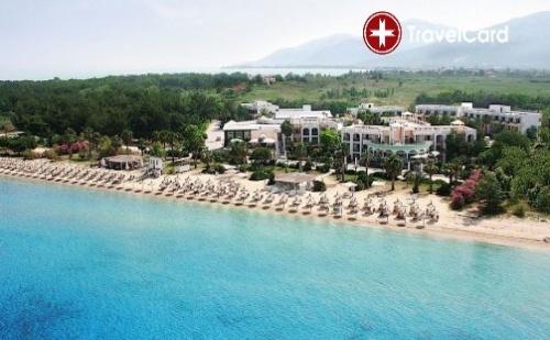 5* Ранни Резервации в Хотел Ilio Mare Beach 5*, Тасос