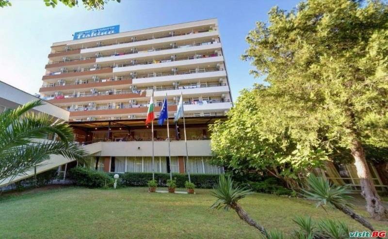Изгодна All Inclusive Почивка до 09.07 в Хотел Тишина, <em>Приморско</em>
