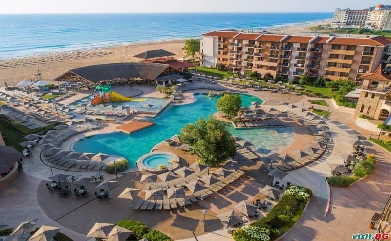 Лято 2019 в Мирамар Бийч <em>Обзор</em>, Top Хотел Ultra All Inclusive с Безплатен Плаж до 09.07