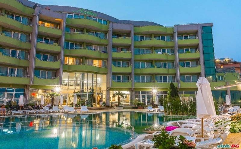 Безплатен Плаж в Несебър Лято 2019, Ultra All Inclusive Оферта до 30.06 в Хотел Арсена