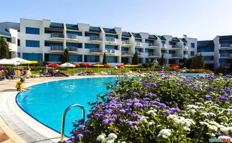 Ваканция в Свети Влас Лято 2019, All Inclusive до 05.07 в Хотел Синева Парк