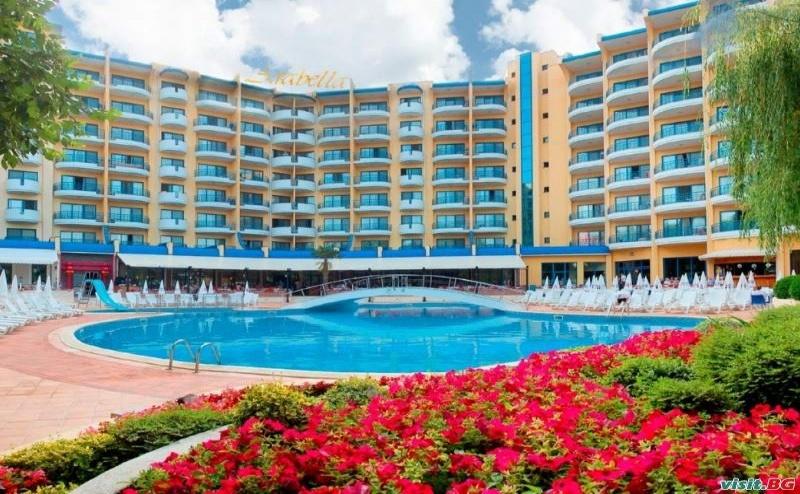 Лято 2019 в Грифид Арабела, Ultra All Inclusive с Безплатен Плаж до 02.07 в Зл. Пясъци