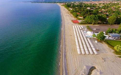 Ранни записвания Гърция, 3 дни Ultra All Inclusive за двама в Bomo Olympus Grand Resort