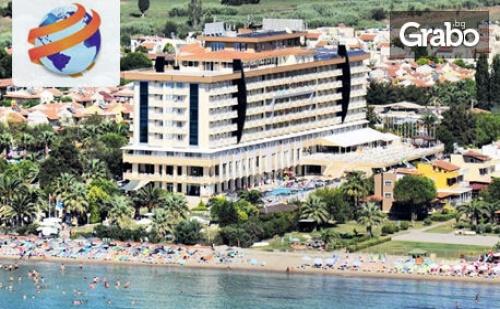 Почивка в <em>Кушадасъ</em>! 7 Нощувки на База All Inclusive в Хотел Ephesia 4*