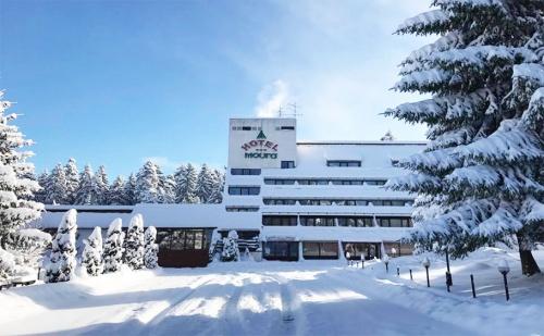 Снежна Ски Почивка в <em>Боровец</em>! Нощувка със Закуска и Вечеря* + Сауна в Хотел Мура 3*, до Кабинковия Лифт!