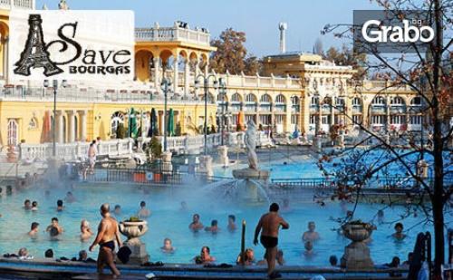 Мартенска Екскурзия до Будапеща, Виена и Братислава! 3 Нощувки със Закуски, Плюс Самолетен и Автобусен Транспорт