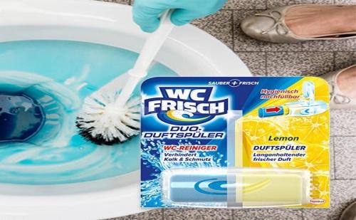 Ароматизатор за Тоалетна Wc Frisch Duo