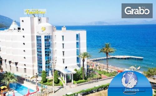 Морска Почивка в <em>Кушадасъ</em>! 7 Нощувки на База All Inclusive в Хотел Faustina & Spa 4*