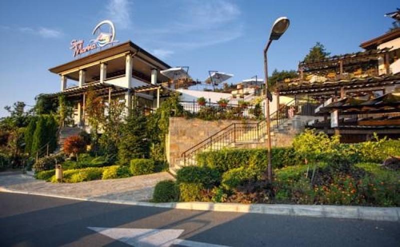 Почивка за Двама в Санта Марина Вилно Селище, Созопол