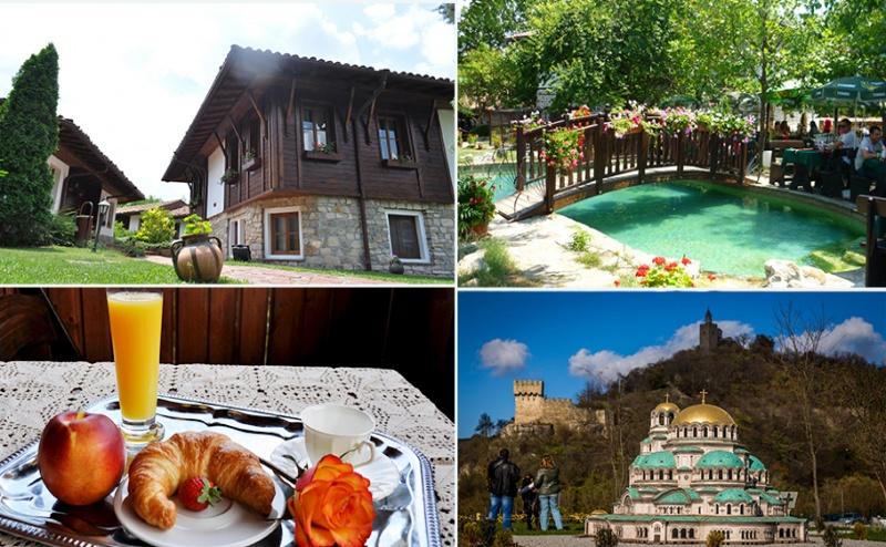 През Март в <em>Арбанаси</em>! 2 или 3 Нощувки със Закуски и Вечеря + Джакузи в Хотел Извора! Подарък - Вход за Посещение на Мини България!