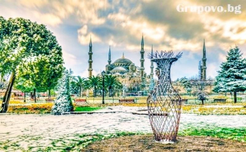Уикенд Екскурзия до <em>Истанбул</em>! 2 Нощувки на човек със Закуски + Транспорт. Всеки Четвъртък от Юни до Септември