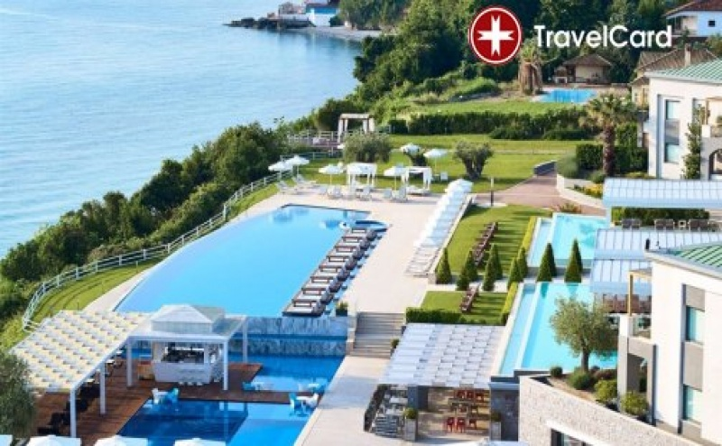 5* Великден в Cavo Olympo Luxury Resort & Spa, Гърция