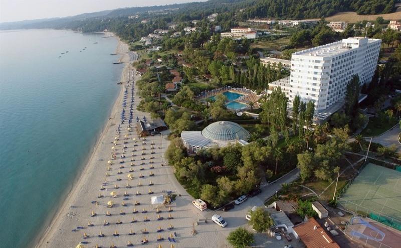 Ранни Записвания Гърция, 5 Дни за Двама Полупансион в Pallini Beach Hotel
