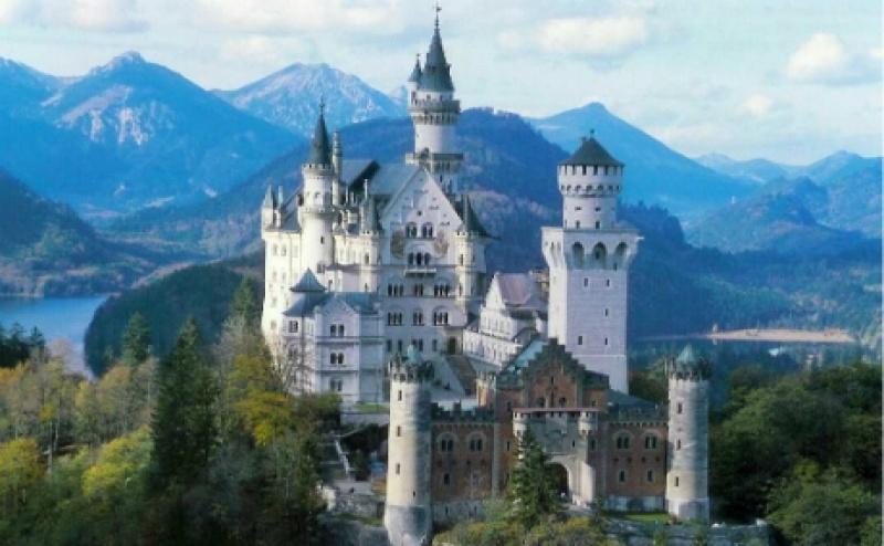 Баварските Замъци! Екскурзия до Австрия, Германия и Словения.транспорт, 4 Нощувки на човек със Закуски  от Та Болгериан Холидейс <em>Китен</em>