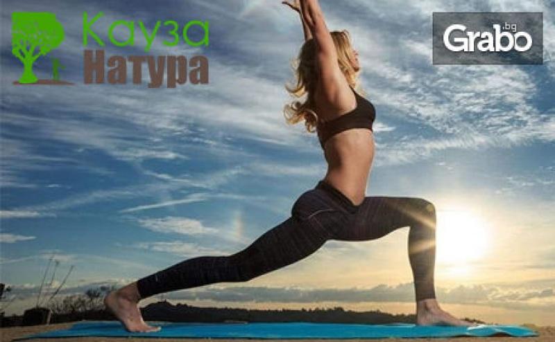 Посещение на Терапевтична Йога - за Профилактика и Лечение на Заболявания