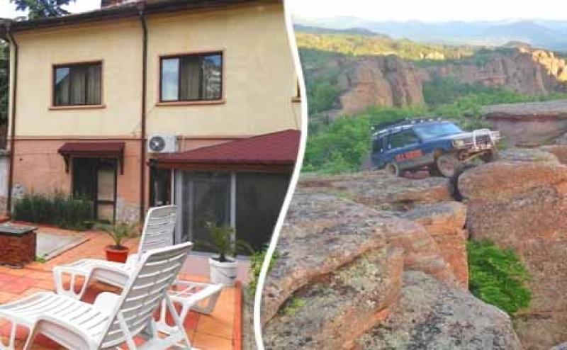 1 или 2 нощувки на човек + офроуд преход сред Белоградчишките скали от къща за гости Зора, Белоградчик