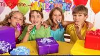 Детски рожден ден в Дон Домат 120 минути с DJ-аниматор и детски менюта