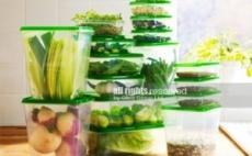 Съхранете свежа храната с комплект от 17 бр. кутии